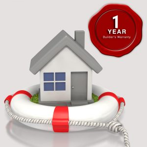 Fairfax County Home Inspections 1-Year Builder's Warranty